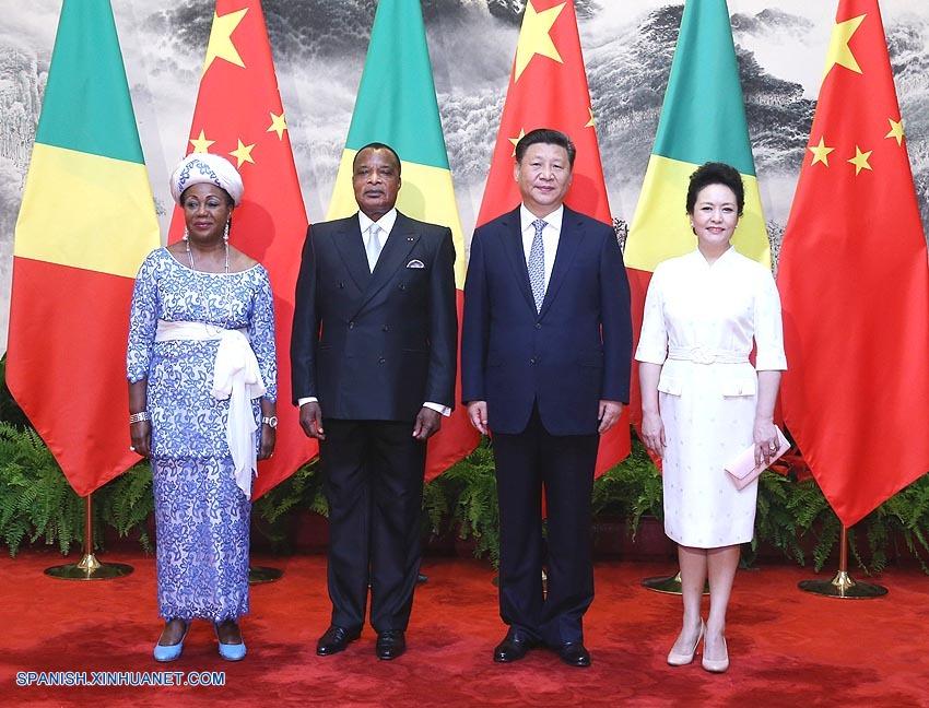 China ayudará a República del Congo a diversificar su economía