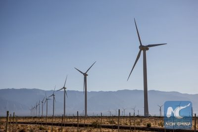 ARGENTINA-AIMOGASTA-CHINA-INDUSTRY-WIND POWER