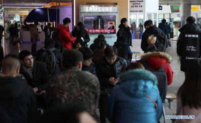 Thaad en Medios de Corea