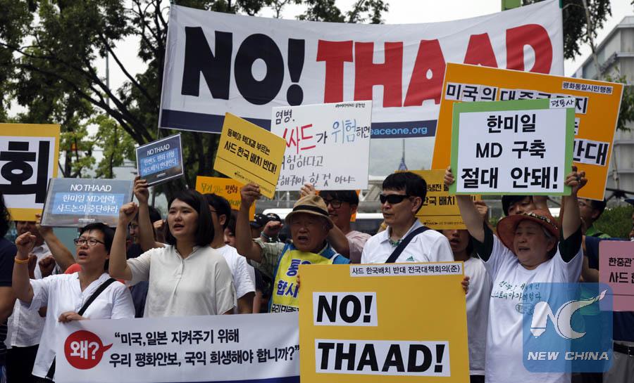 ENTREVISTA:Despliegue del THAAD muestra poca visión por parte de Seúl, según experto ruso