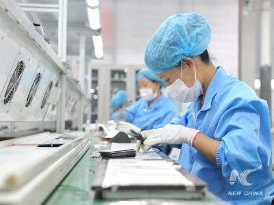 empresas paraestatales chinas acciones empleados