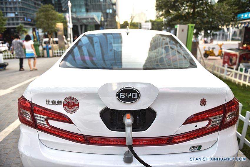 Se lanza en Shanghai marca china de coches eléctricos Zhiji Motor