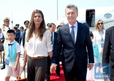 G20 Presidente Macri