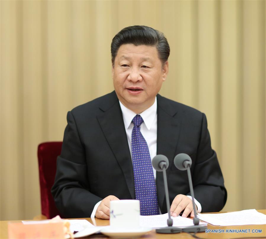 Presidente chino destaca liderazgo de PCCh sobre empresas estatales