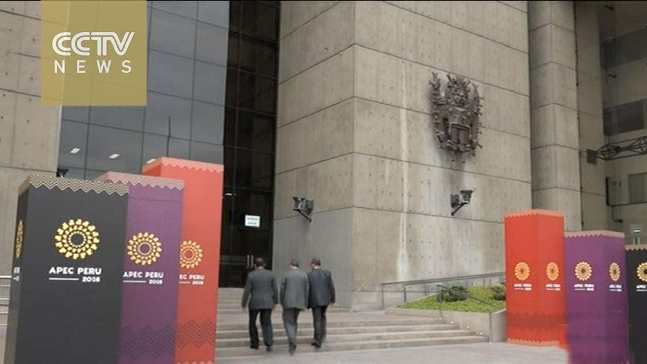 """TV Perú lanza """"Semana de Televisión de China"""" durante la Cumbre de la APEC"""