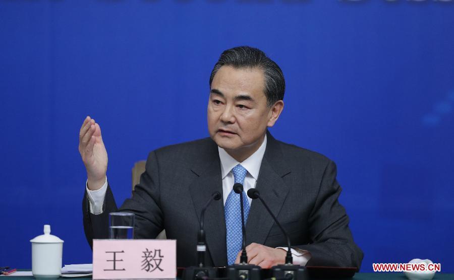 Canciller chino: Separatistas seguirán siendo infames en la historia