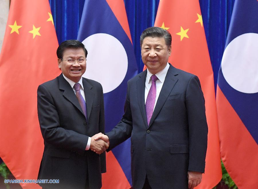 China y Laos comprometidos a fortalecer asociación