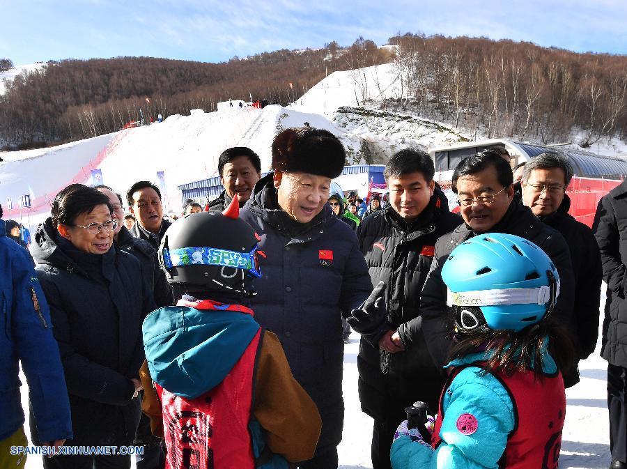 Presidente chino resalta preparación de alta calidad para Olimpiadas de Invierno de Beijing