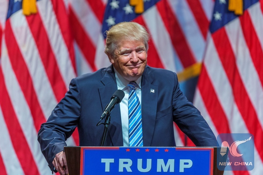 Xi felicita a Trump por investidura como presidente de EEUU