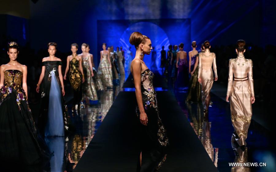 ESPECIAL: Estilo chino lidera nueva moda en diseños occidentales