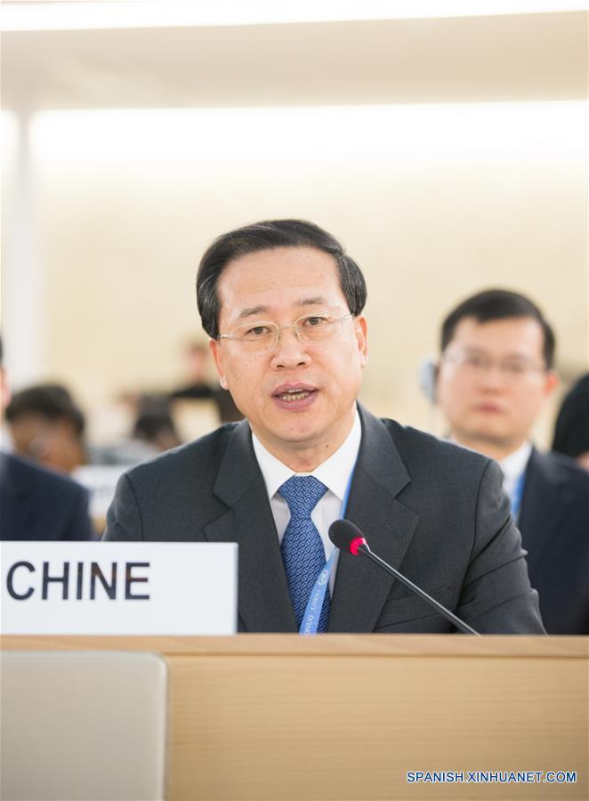 """China subraya """"futuro compartido"""" en fomento de derechos humanos"""