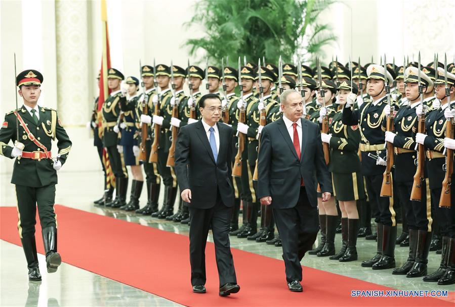 China e Israel impulsarán cooperación en innovación