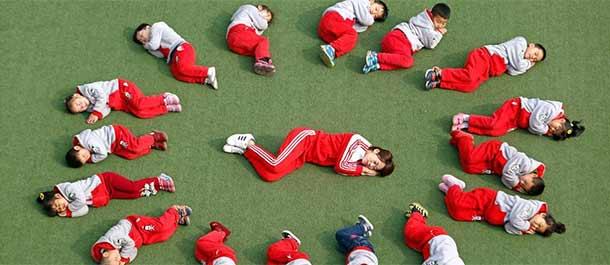 Los chinos necesitan dormir más para hacer frente al estrés