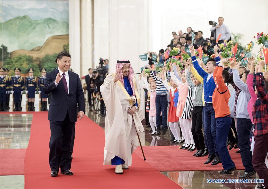 China y Arabia Saudí acuerdan impulsar su asociación estratégica integral