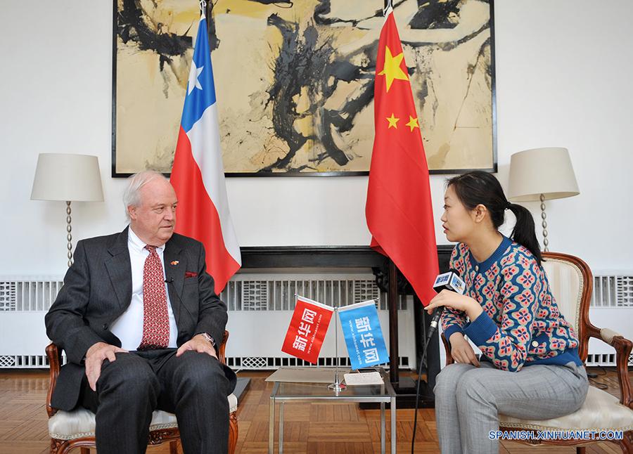 Embajador de Chile: La economía china tiene una especial responsabilidad en dinamizar la economía global