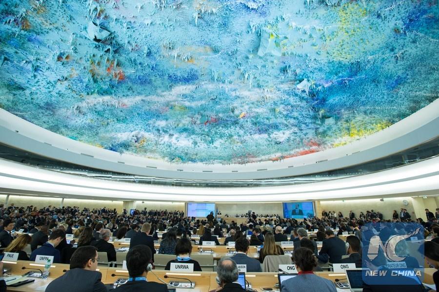 China publica informe sobre derechos humanos en Estados Unidos