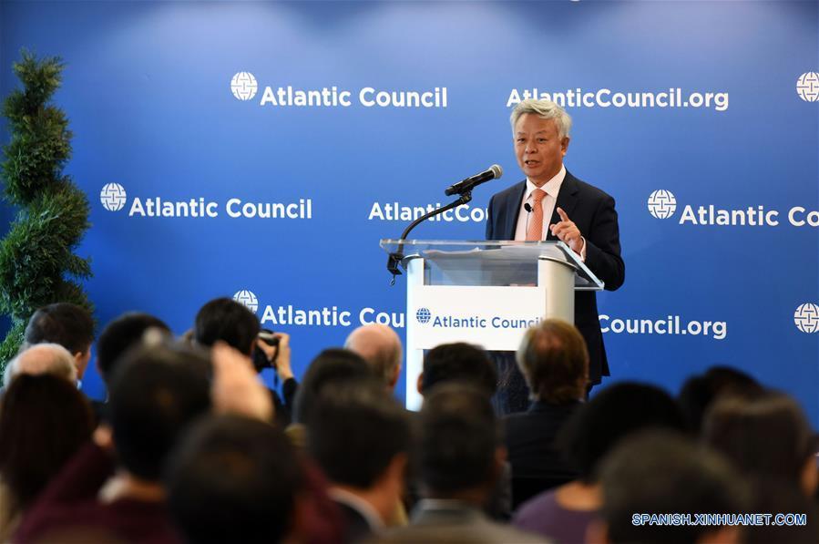 ENFOQUE: BAII debería convertise en plataforma de cooperación entre EEUU y China, dice su presidente