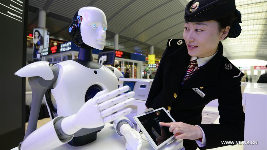 Beijing acogerá Conferencia Mundial de Robots en agosto