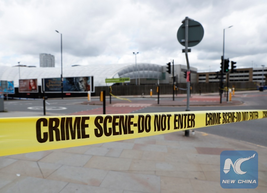 Presidente chino envía condolencias a Isabel II por explosión en Manchester
