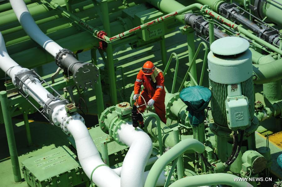 Descubren un yacimiento petrolífero de 40 millones de toneladas en norte de China
