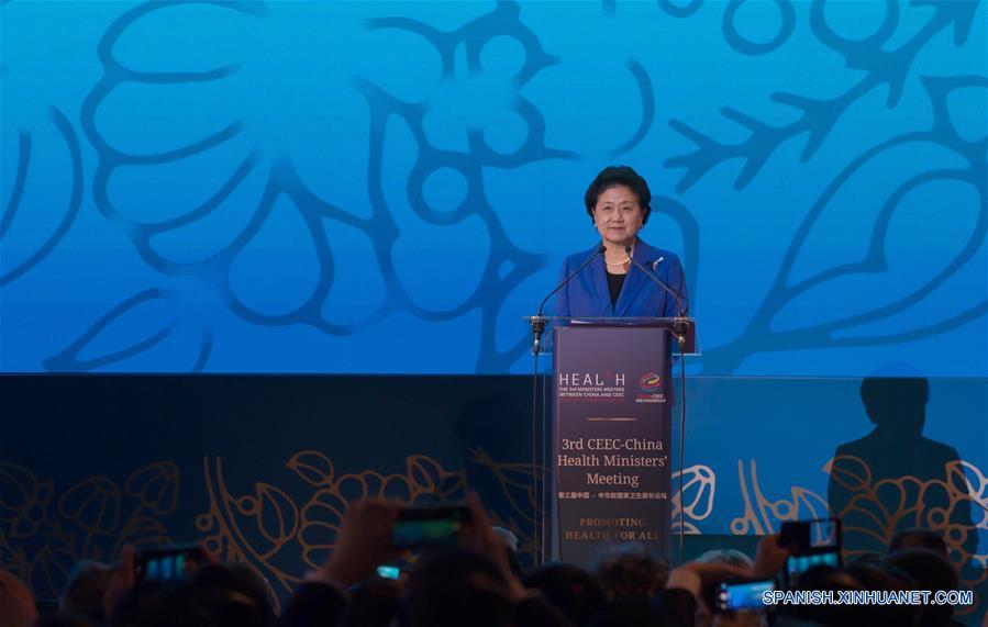 "Mecanismo ""16+1"" entre China y Europa Oriental es fructífero: Vice PM china"