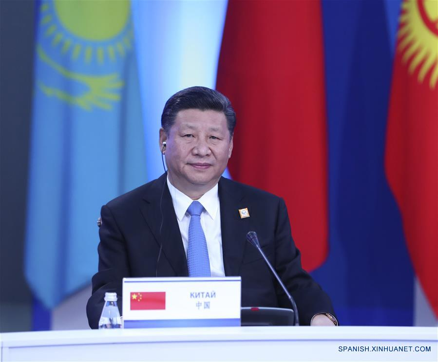 ENFOQUE: Discurso de Xi en la cumbre de OCS es elogiado por expertos extranjeros