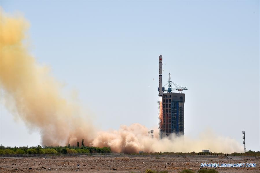 Enfoque de China: China lanza telescopio espacial para buscar agujeros negros y pulsares