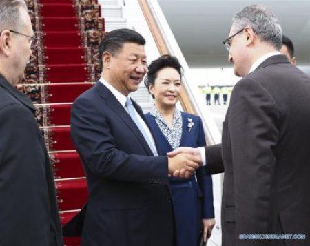 (Xinhua/Xie Huanchi)