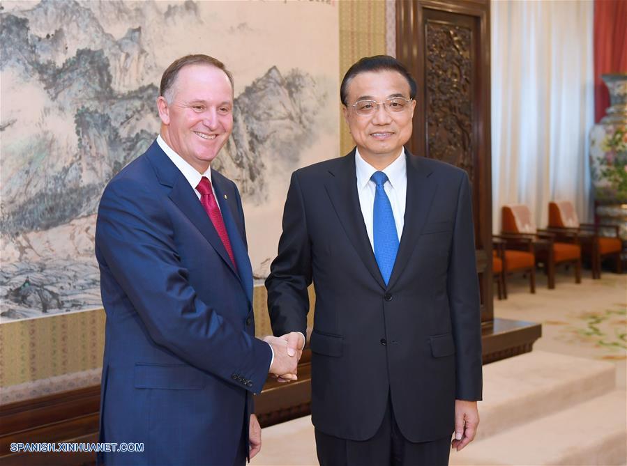 China se abrirá más al mundo, dice primer ministro Li Keqiang