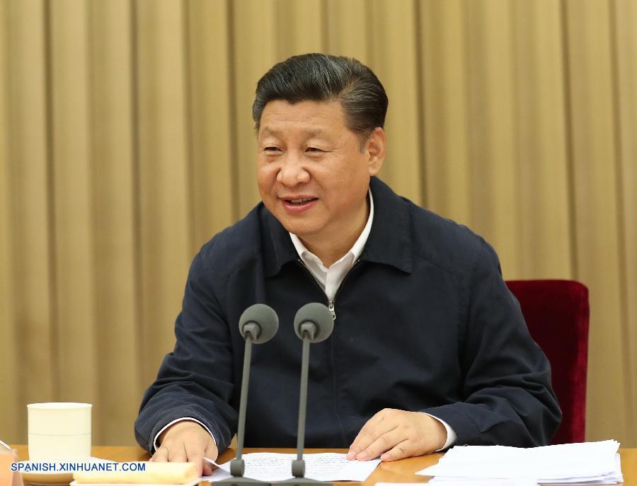 China debe esforzarse por gran victoria de socialismo con características chinas, dice Xi Jinping