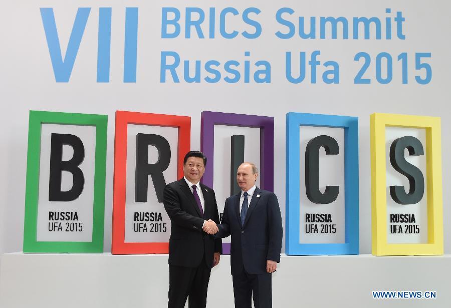 China desea cooperación económica y comercial más firme entre países BRICS