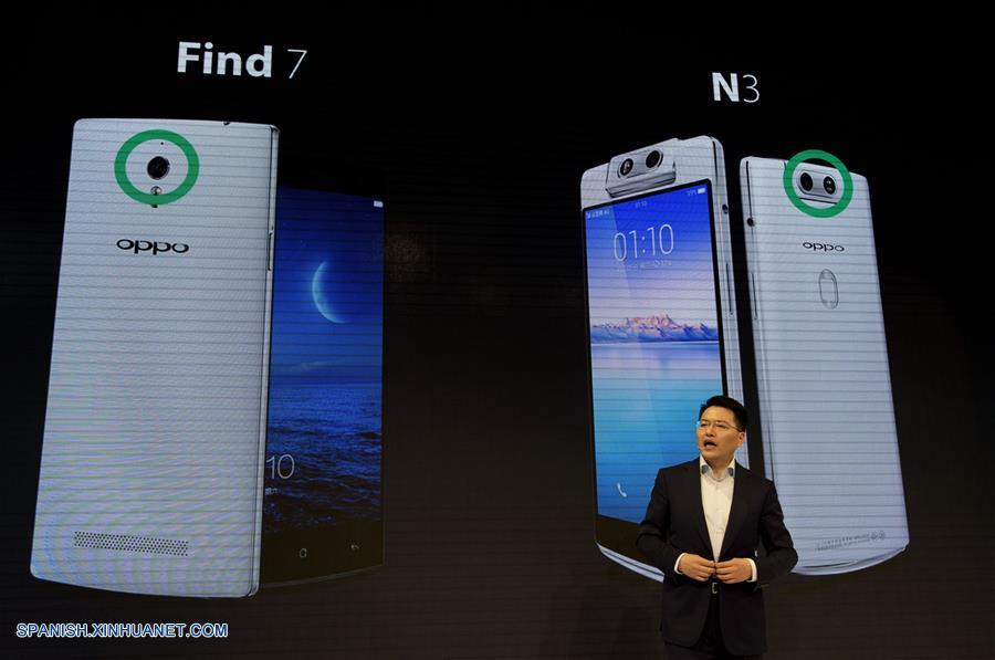 Mercado chino de teléfonos inteligentes se ralentizará, según informe