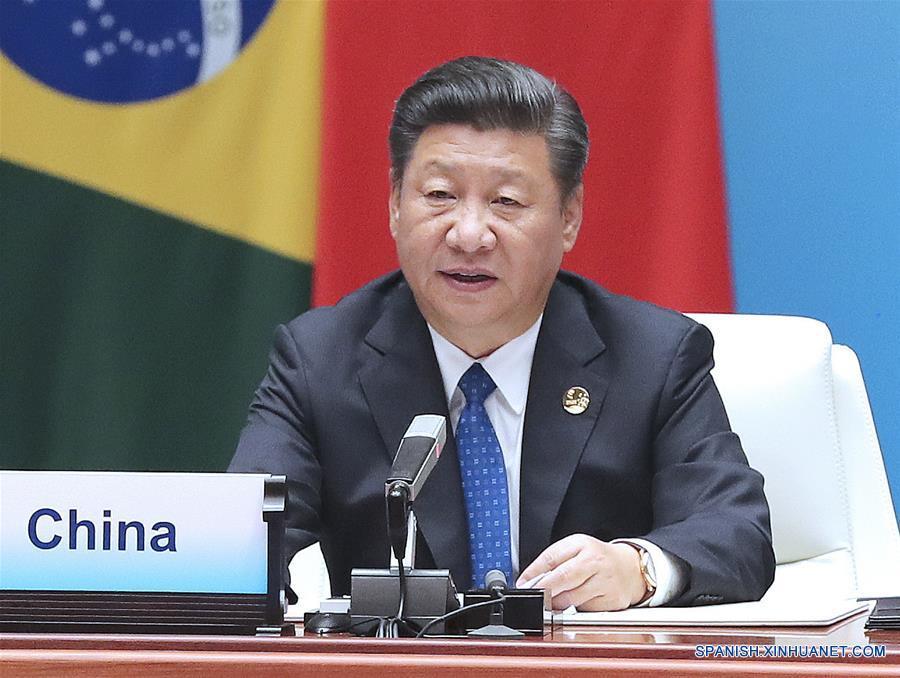 """Presidente chino dice que relaciones con Panamá """"pasan a una nueva página"""""""