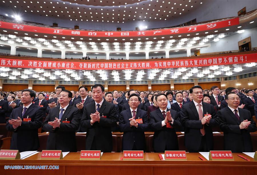 (Congreso PCCh) Concluye congreso del PCCh y se abre nuevo capítulo para una nueva era