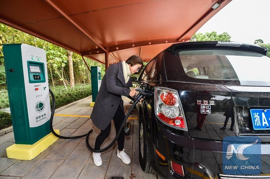 Provincia oriental china avanzará desarrollo de industria de vehículos de nuevas energías