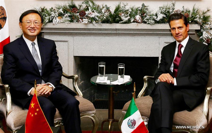 México celebra con coloquio 45 años de relación diplomática con China