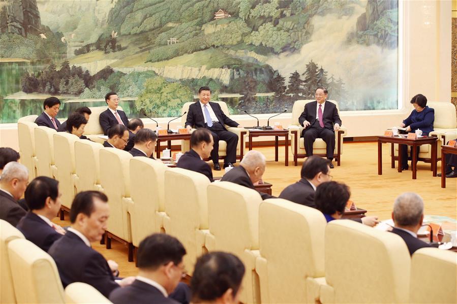 APN, Consejo de Estado y CCPPCh prometen defender liderazgo del PCCh