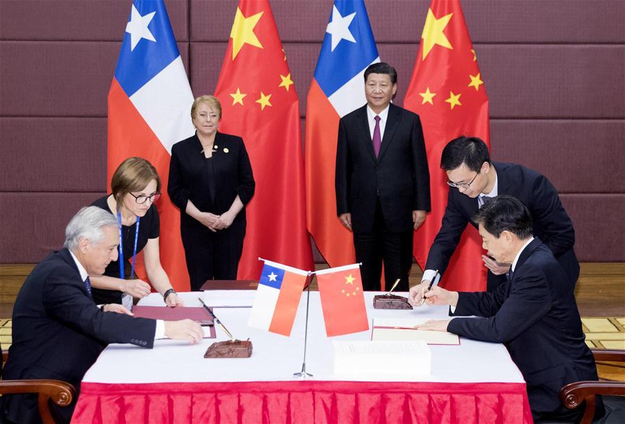 ENTREVISTA: Nuevo Acuerdo entre China y Chile fortalece ambas economías