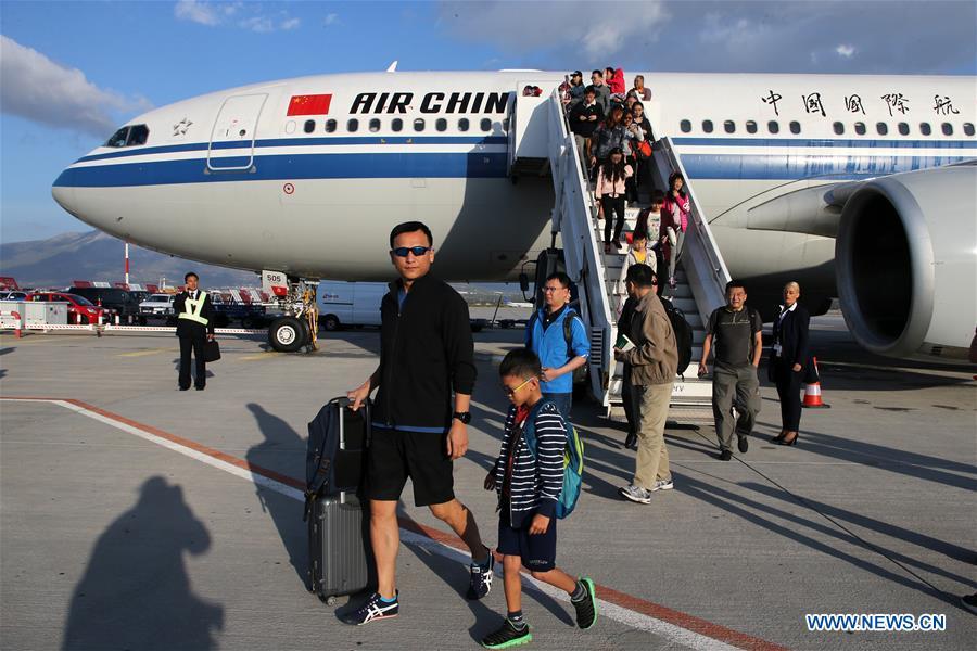 Ruta aérea directa une ciudad meridional china de Sanya y Londres