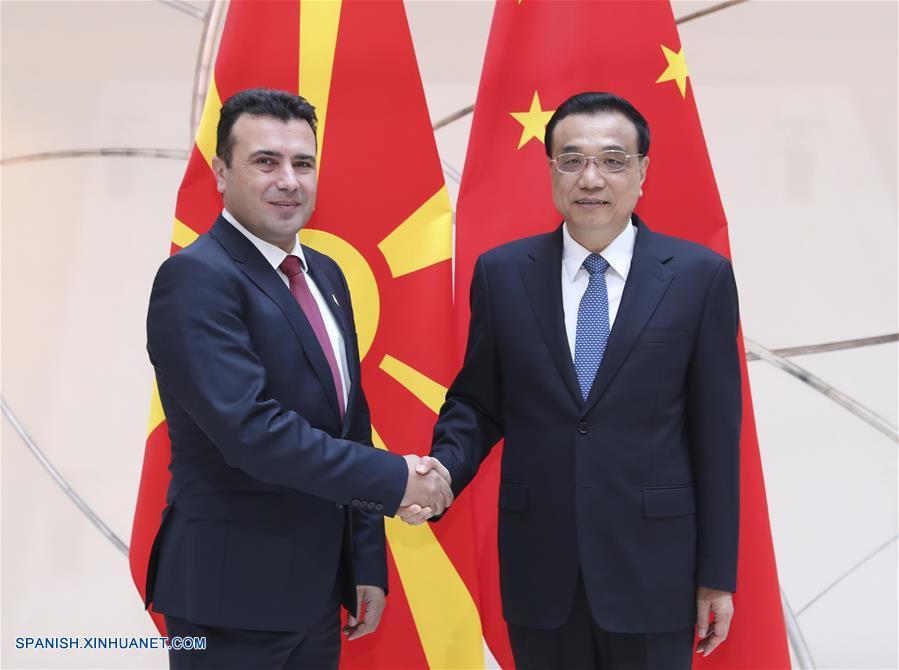 China y Macedonia acuerdan ampliar cooperación bilateral