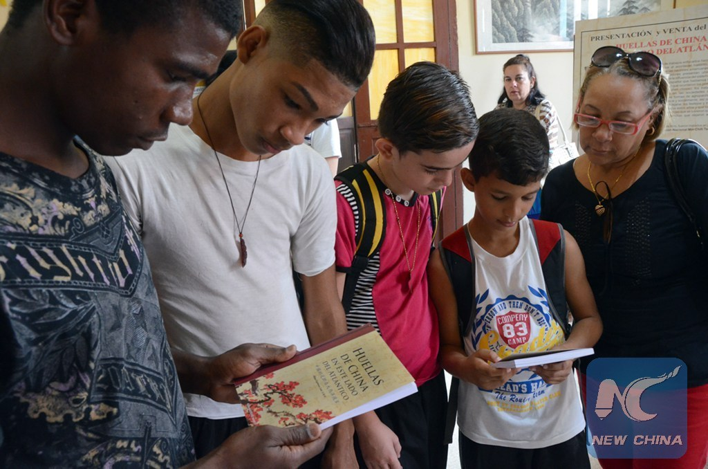 Literatura y cultura chinas son protagonistas de Feria Internacional del Libro de Cuba