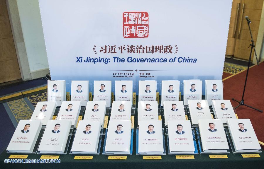 ESPECIAL: Cuba publicará textos del presidente chino, Xi Jinping