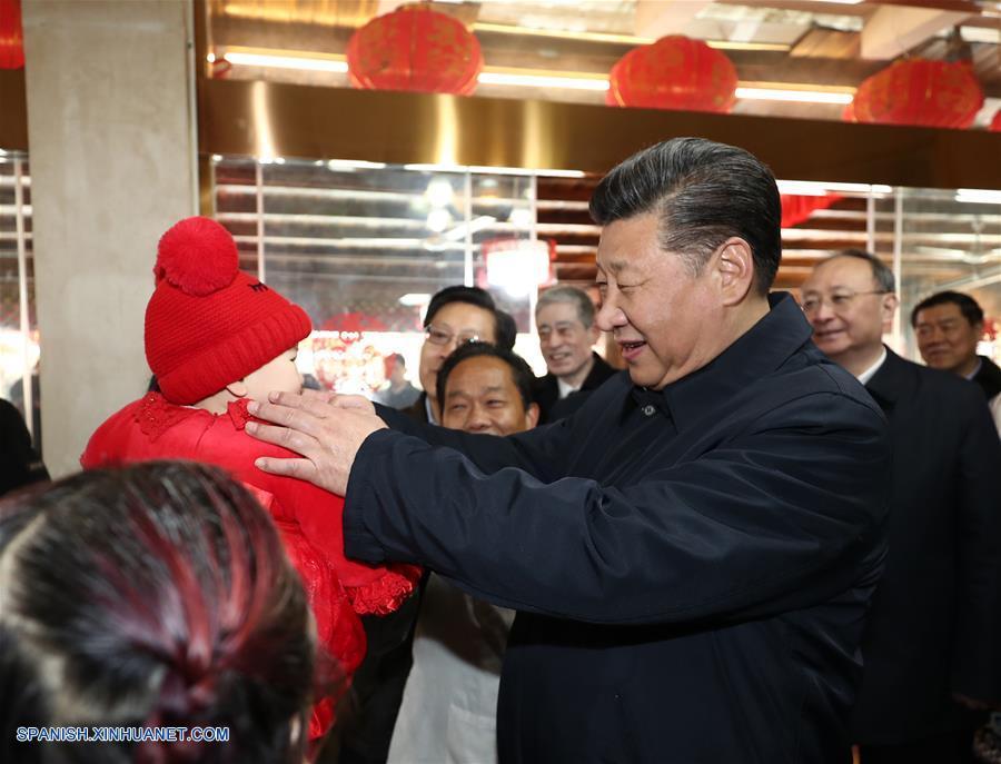 """Xi Jinping: """"Mi trabajo es servir al pueblo"""""""