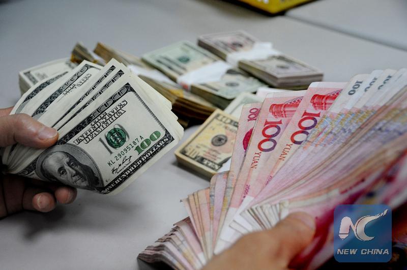 Yuan chino se fortalece hasta 6,8171 por dólar el martes