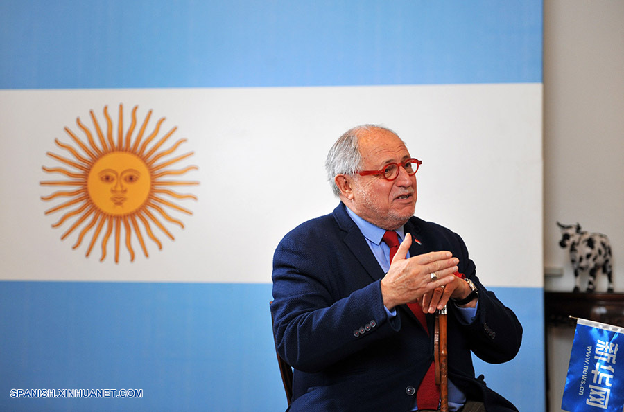 Embajador: Argentina es socio estratégico integral de China