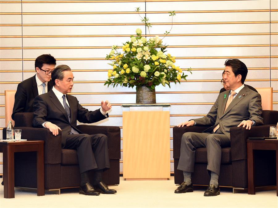 China y Japón acuerdan mejorar más lazos y ampliar cooperación