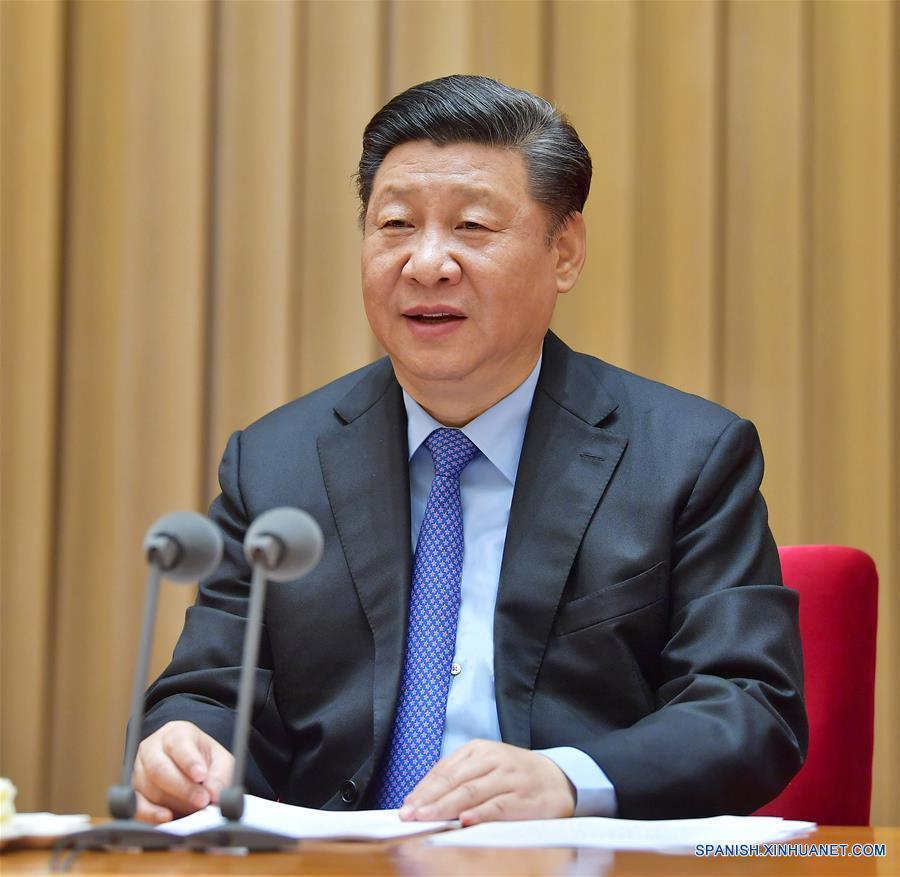 Xi traza proyecto para desarrollar poderío de China en el ciberespacio