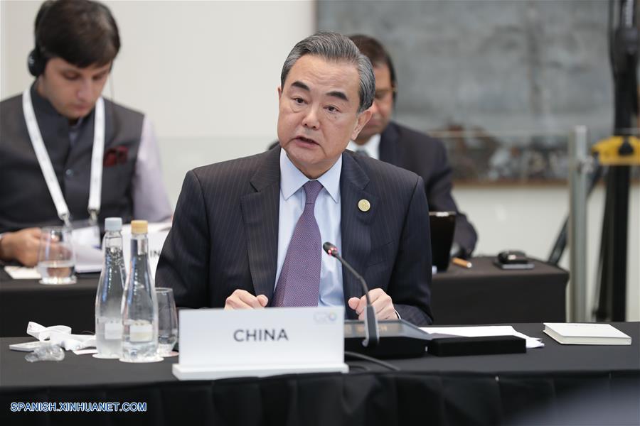 Alto diplomático chino pide a G20 que proporcione más oportunidades y apoye a los países en desarrollo