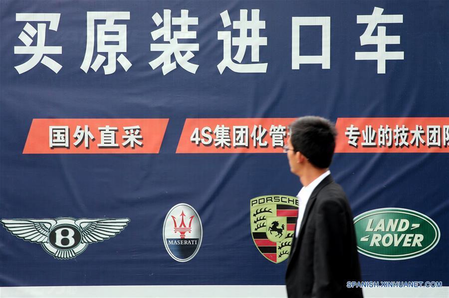 ENFOQUE: China reducirá de forma significativa aranceles a importación de autos