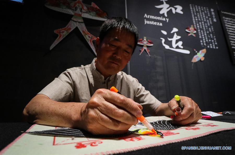 Inauguran la Semana Cultural y Creativa de Beijing en México